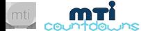 MTI Countdowns Logo